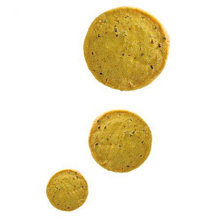 Biscottini al Curry & Semi di Papavero